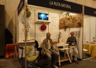 LRN en Biocultura Madrid 2016