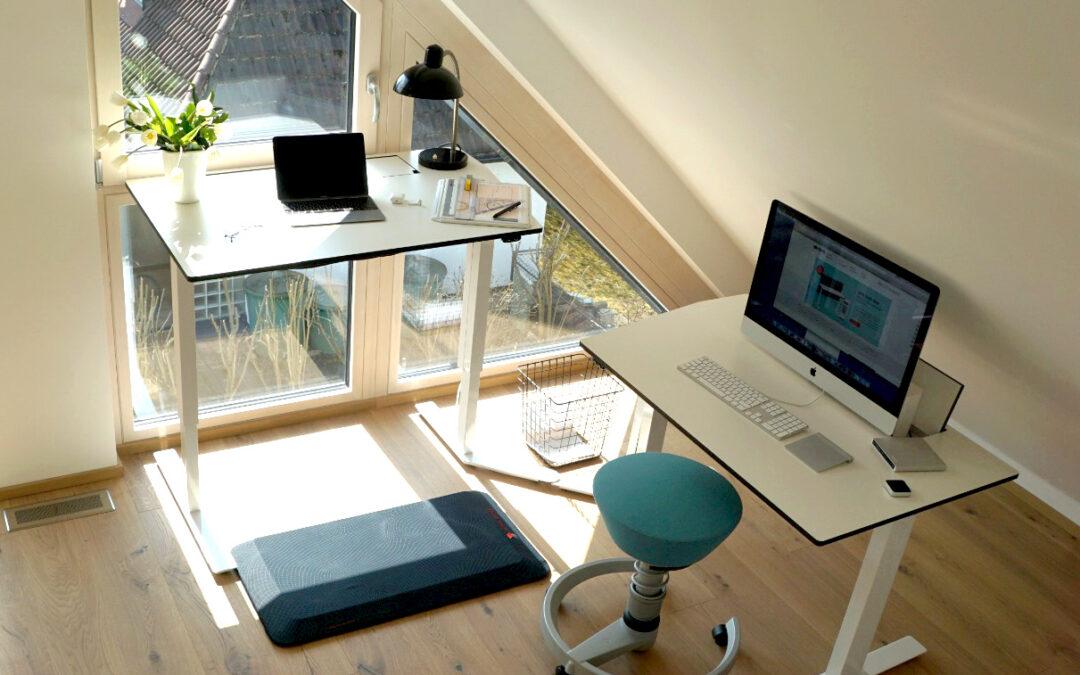Teletrabajo saludable y productivo: 4 consejos clave para adaptar tu homeoffice